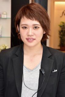 井山 瑞絵さん