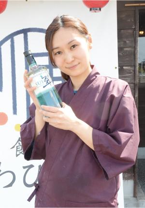 川東 翠さん