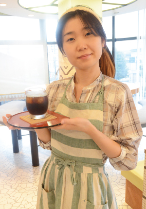 稲林 麻理佳さん