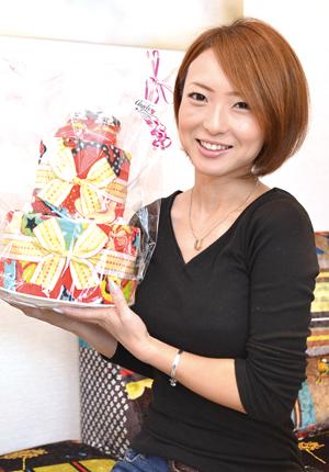 真木 郁恵さん