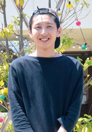上田 晃志さん