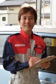 中谷 聡さん