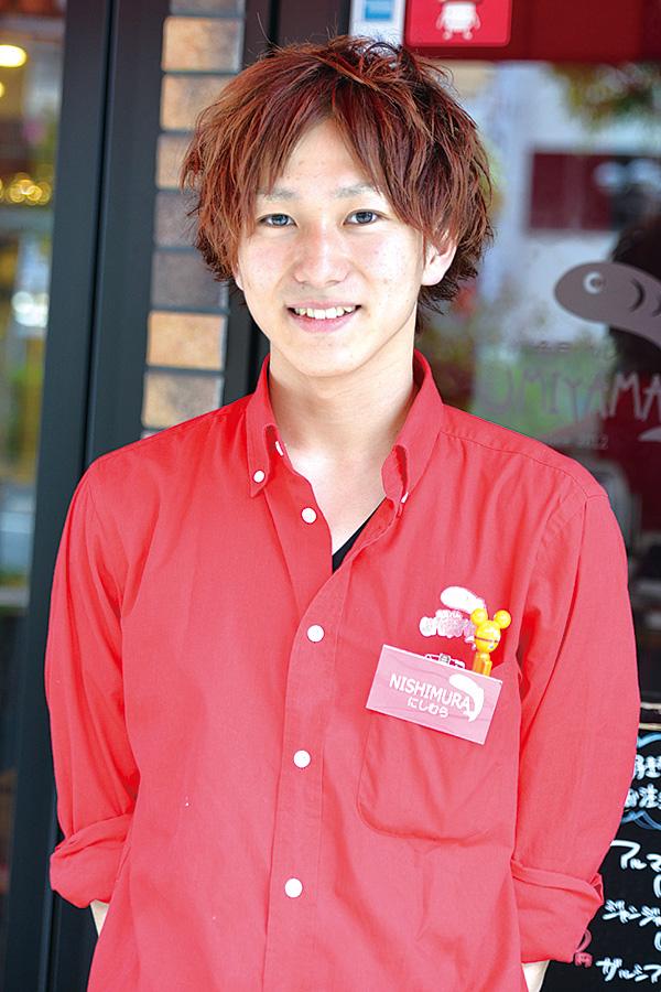 西村 弘純さん