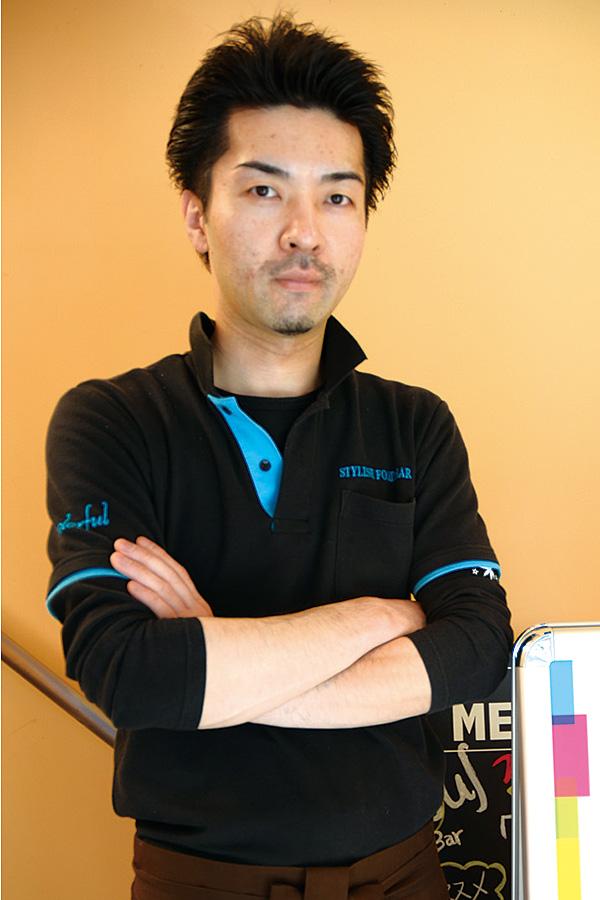堀田 悟司さん