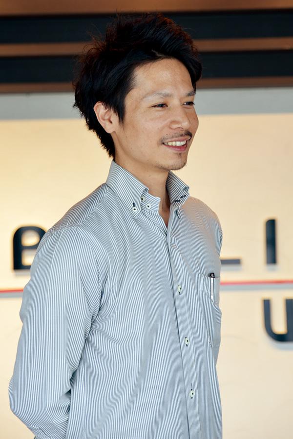 金澤 真太郎さん