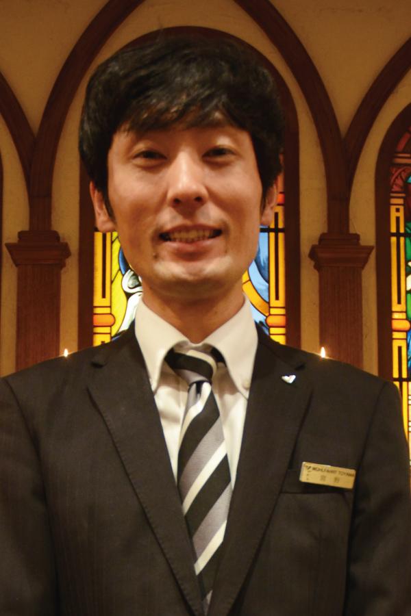宮野 智輝さん