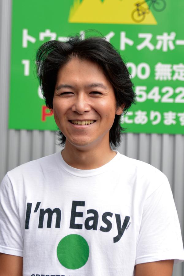 田中 克典さん