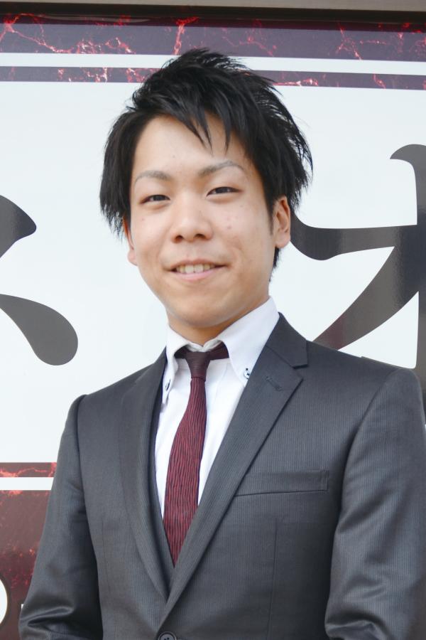 高田 悠平さん