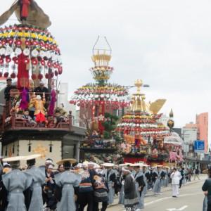 高岡御車山祭 × 2013 ポーランド祭 in 高岡