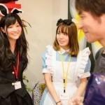 シロモデ KeiとMarina