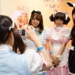 シロモデ KeiとMarina、Sizuku、うみのみぅさん