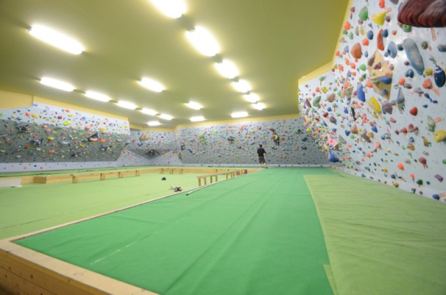 Bouldering Gym Are