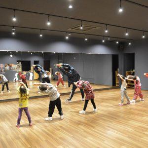 DANCE STUDIO Repraise