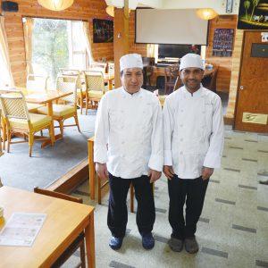 ハムザ レストラン