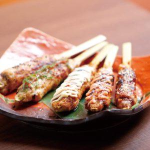 美味しい串焼き・鮮魚なら『えどや』!!