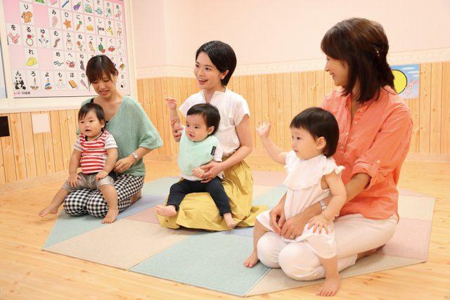 ベビーパーク富山教室