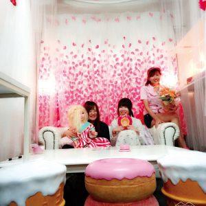 Pinky Cafe