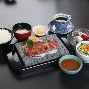 石焼ステーキ 贅 富山砺波店