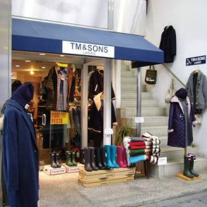 TM&SONS LADIES'