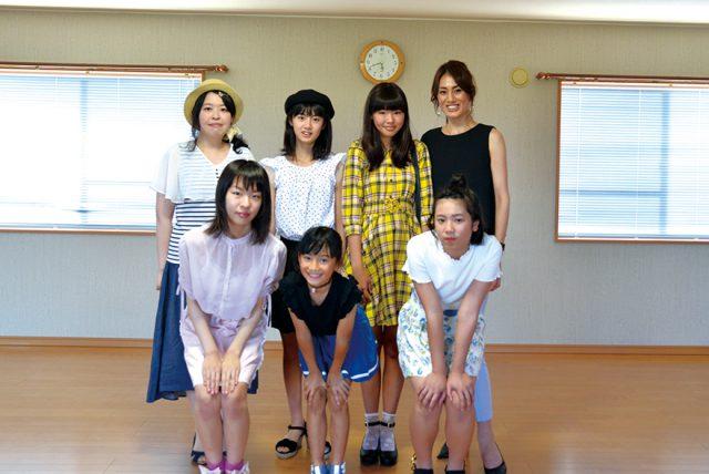 NSE SCHOOL(モデル・ダンス)