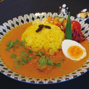 スパイス・スープ・ベジ ポムズカリー&珈琲