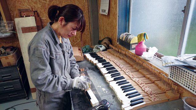 富山ピアノサービス