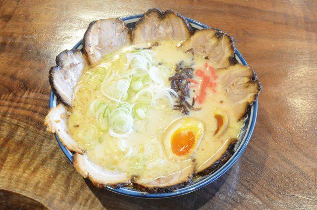 梵天楼 坊田製麺所